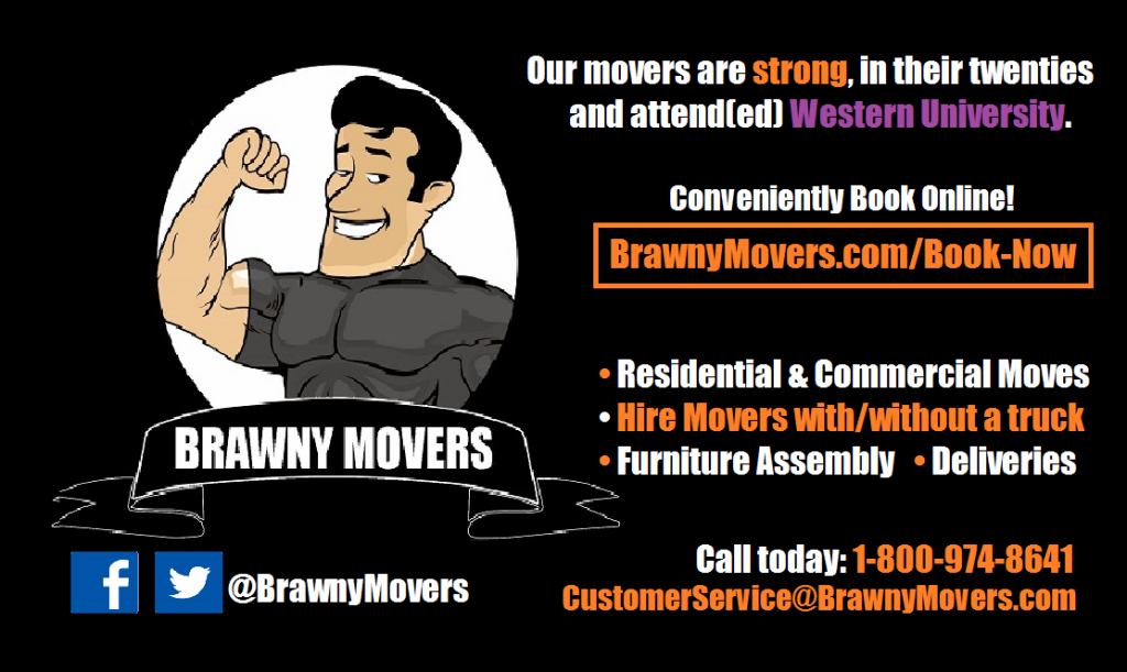 Brawny Movers Services