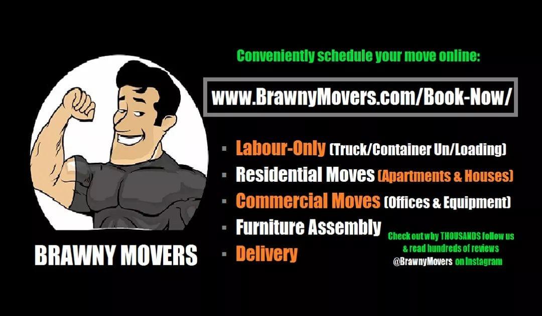 Brawny Movers - London Ontario moving company